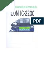 IC2200H Em Portugues