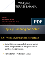 Literasi Bahasa Assignment