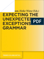 89378429 Exceptions in Grammar