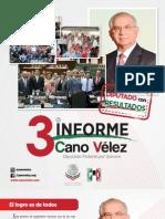 24-08-12 TERCER INFORME LEGISLATIVO DE JESÚS ALBERTO CANO VÉLEZ