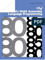 91699493 Intel 8080 8085 Assembly Language Programming 1977 Intel
