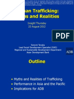 Human Trafficking Myths and Realities
