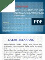 perhitungan HIRAC