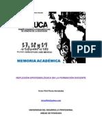 214 VFFH Reflexión Epistemológica UNIDEP