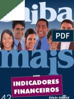Indicadores Financeiros SEBRAE SP