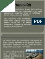 Fundicion a Las Arenas