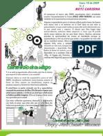 Noticarisma # 5 - Mision Carismatica al Mundo - Cali Colombia