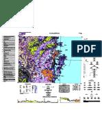 Mapa Geologico Carta Florianopolis - Sg22zd_geol