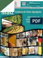 MAIZ - Cadena de Valor Agregado