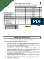 Evaluación Final del Modulo de Excel  Cenfoti