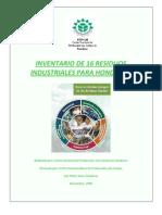 Inventario de Residuos Industriales Honduras