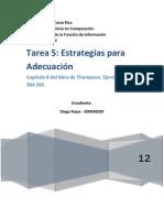 Tarea 5 - Thompson Ejercicios 264-265