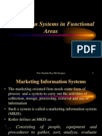 4. Information Systems in Functional Areas