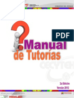 Manual de Tutorias 2012