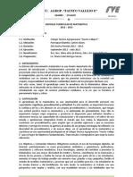 enfoque curricular 2012-2013 de matemática