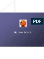 Selling Skills Ppt 830