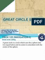 Great Circle Sailing Notes