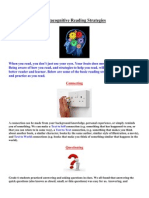 Metacognitive Reading Strategies