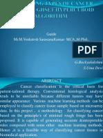 Cancer Project Uma,Backialakshmi