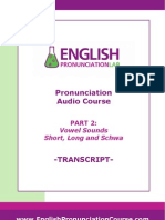 Pronunciation Audio Course Part 2