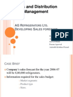 AG Refrigerators Ltd