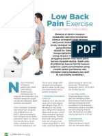 Low Back Pain Exercise - RSPI