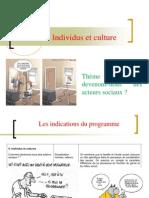 Thème- comment devenons-nous des acteurs sociaux 2012-2013