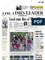 Times Leader 08-28-2012