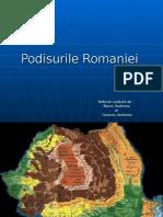 Podisurile Romaniei