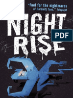 Nightrise by Anthony Horowitz - Sample Chapter
