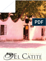 Número 0. Revista El Catite 2008