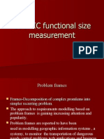 COSMIC Functional Size Measurement
