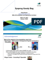 SHARE zOS Sysprogs Goody Bag