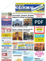 Jornal DoLitoral Paranaense - Edição 32 - Online - setembro 2005