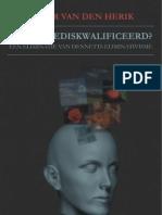 Qualia Gediskwalificeerd? Een eliminatie van Dennetts eliminativisme