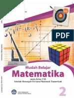 BukuBse.belajarOnlineGratis.com Kelas VIII Smp Mts Mudah Belajar Matematika Nuniek 1