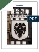 Fina Project Barclays