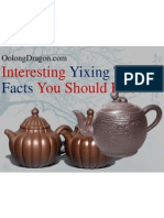 Interesting Yixing Teapot Facts You Should Know