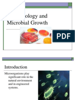 ENVI 003 Microbiology and Microbial Growth 2011[1] (1)