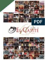Número 4. Revista El Catite 2012