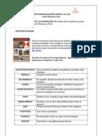 Vocabulario- Recetas peruanas (Nivel Básico A1-A2)
