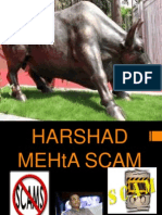 The Harshad Mehta Scam