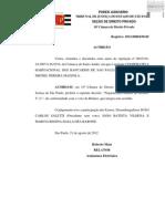 Michel Improcedencia Cobranca Bancoop Orquideas