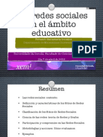 lasredessocialesenelambitoeducativo-100408103811-phpapp01