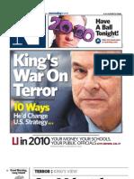 Peter King's War