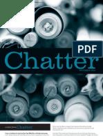 Chatter, September 2012