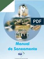 Manual Saneamento FNS