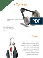 Correas y Poleas