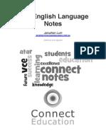 English Language Sample