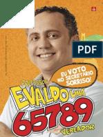 Voto no Secretário Sorriso_Professor Evaldo Lima 65789 e Inácio 65
